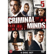 Criminal Minds - Sesong 5 (DVD)