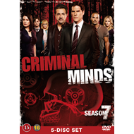 Criminal Minds - Sesong 7 (DVD)