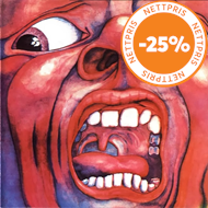 Produktbilde for In The Court Of The Crimson King (UK-import) (VINYL - 200 gram)