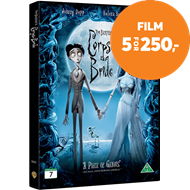 Produktbilde for The Corpse Bride (DVD)