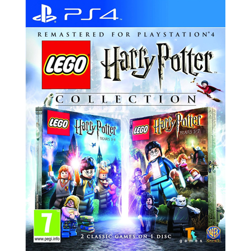 Lego Harry Potter - Remastered