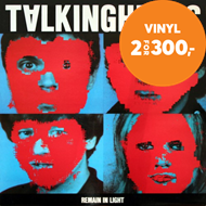 Produktbilde for Remain In Light (VINYL - 180 gram)