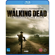 The Walking Dead - Sesong 2 (BLU-RAY)