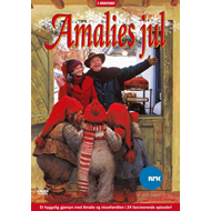 Produktbilde for Amalies Jul (DVD)
