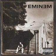 Produktbilde for The Marshall Mathers LP (VINYL - 2LP)