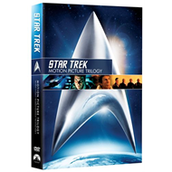 Star Trek - The Motion Picture Trilogy (DVD)