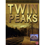 Twin Peaks - Definitive Gold Box Edition (DVD)