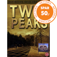 Produktbilde for Twin Peaks - Definitive Gold Box Edition (DVD)