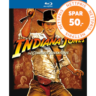 Produktbilde for Indiana Jones - The Complete Adventures (BLU-RAY)