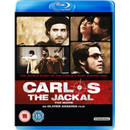 Carlos The Jackal - The Movie & The Series (UK-import) (BLU-RAY)