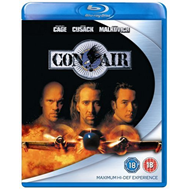 Con Air (UK-import) (BLU-RAY)