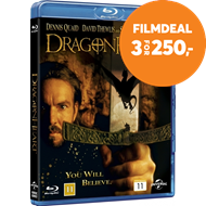 Produktbilde for Dragonheart (BLU-RAY)