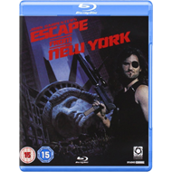 Escape From New York (UK-import) (BLU-RAY)