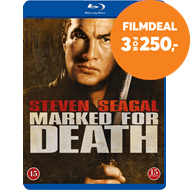Produktbilde for Marked For Death (DK-import) (BLU-RAY)