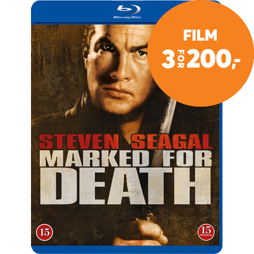 Marked For Death (DK-import) (BLU-RAY)