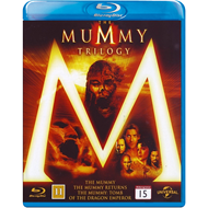 Produktbilde for The Mummy Trilogy (DK-import) (BLU-RAY)