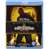 National Treasure (UK-import) (BLU-RAY)