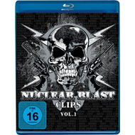 Nuclear Blast Clips Vol.1 (BLU-RAY)