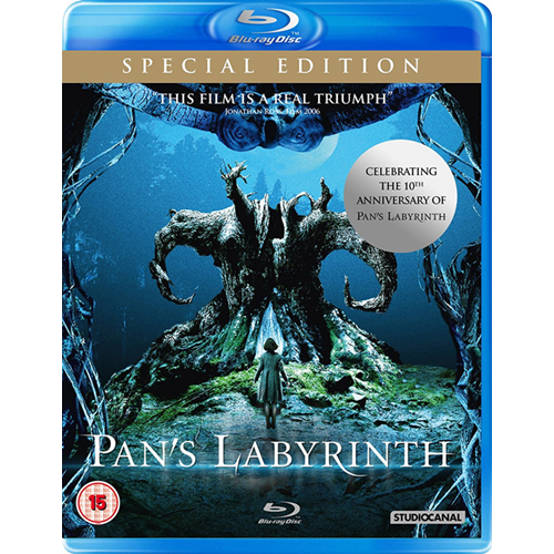 Pan's Labyrinth (UK-import) (BLU-RAY)