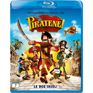 Piratene! (BLU-RAY)