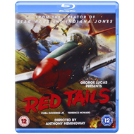 Red Tails (UK-import) (BLU-RAY)