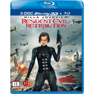 Produktbilde for Resident Evil - Retribution (Blu-ray 3D + Blu-ray)