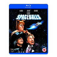 Spaceballs (UK-import) (BLU-RAY)