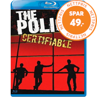 Produktbilde for The Police - Certifiable (BLU-RAY)