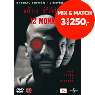 Produktbilde for Twelve Monkeys (DVD)