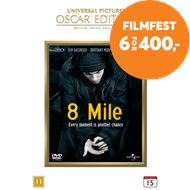 Produktbilde for 8 Mile (DVD)