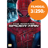 Produktbilde for The Amazing Spider-Man (DVD)