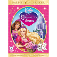 Barbie Og Diamantslottet (DVD)