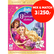 Produktbilde for Barbie Og Diamantslottet (DVD)