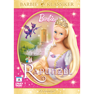 Barbie Som Rapunzel (DVD)