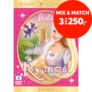 Produktbilde for Barbie Som Rapunzel (DVD)