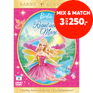 Produktbilde for Barbie Fairytopia - Regnbuens Magi (DVD)