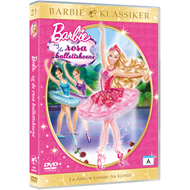 Barbie Og De Rosa Ballettskoene (DVD)