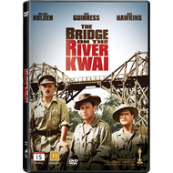 Broen Over Kwai (DVD)