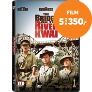 Produktbilde for Broen Over Kwai (DVD)