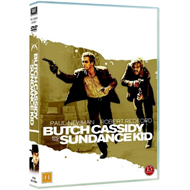 Butch Cassidy And The Sundance Kid (DVD)