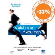 Produktbilde for Catch Me If You Can (DVD)