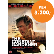 Produktbilde for The Constant Gardener (DVD)