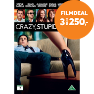 Produktbilde for Crazy, Stupid, Love (DVD)