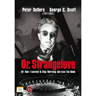 Dr. Strangelove - Or: How I Learned To Stop Worrying And Love The Bomb (DVD)