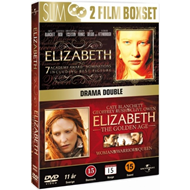 Elizabeth / Elizabeth - The Golden Age (DVD)