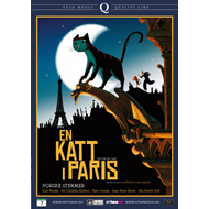 En Katt I Paris (DVD)