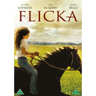 Produktbilde for Flicka (DVD)