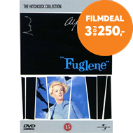 Produktbilde for Fuglene (DVD)