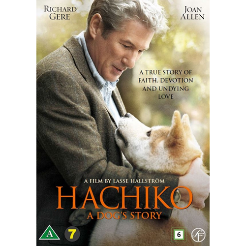 Hachiko - A Dog's Story (DVD)