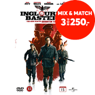 Produktbilde for Inglourious Basterds (DVD)